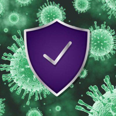 Virus Schutzschild
